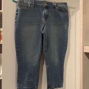 Seven Crop Skinny Jeans Never Used
